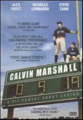 Cover image for Calvin Marshall