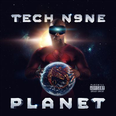 Cover image for Planet