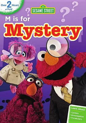 Cover image for Sesame Street. M is for mystery.