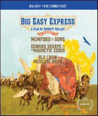 Cover image for Big Easy Express
