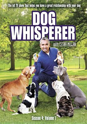 Cover image for Dog Whisperer with Cesar Millan. Season 4, volume 1