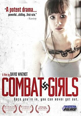 Cover image for Combat girls