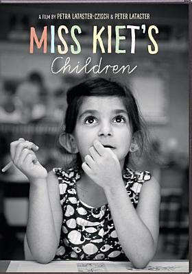 Cover image for Miss Kiet's children