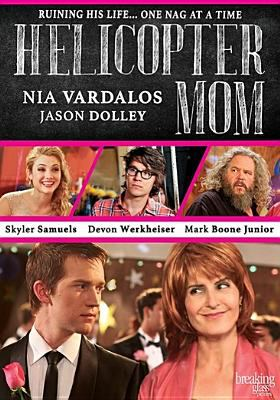 Cover image for Helicopter mom