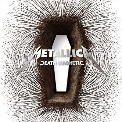 Cover image for Death magnetic