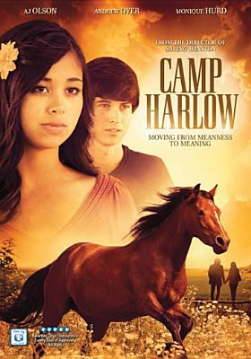 Cover image for Camp Harlow