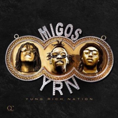 Cover image for YRN, yung rich nation