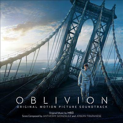 Cover image for Oblivion original motion picture soundtrack
