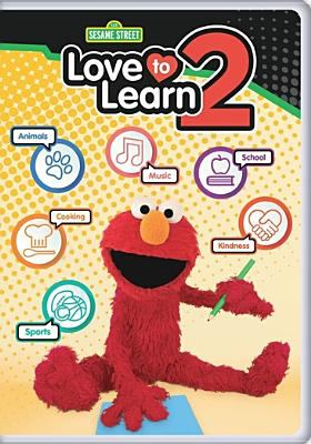 Cover image for Sesame Street. Love to learn. Volume 2.