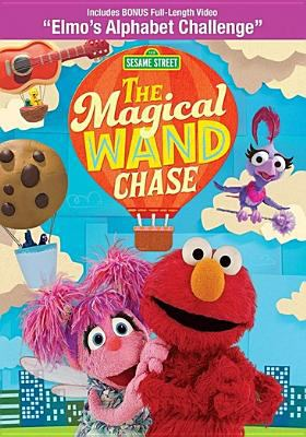Cover image for Sesame Street. The magical wand chase.