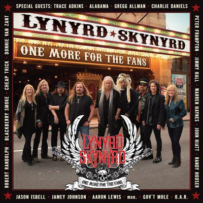 Cover image for One more for the fans : celebrating the songs & music of Lynyrd Skynyrd.