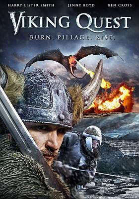 Cover image for Viking quest
