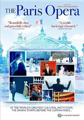 Cover image for The Paris Opera