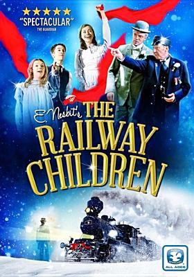 Cover image for The railway children