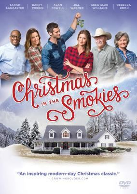 Cover image for Christmas in the Smokies