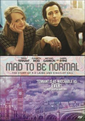 Cover image for Mad to be normal