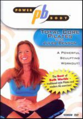 Cover image for Total core Pilates
