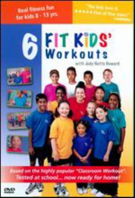 Cover image for 6 fit kids' workouts