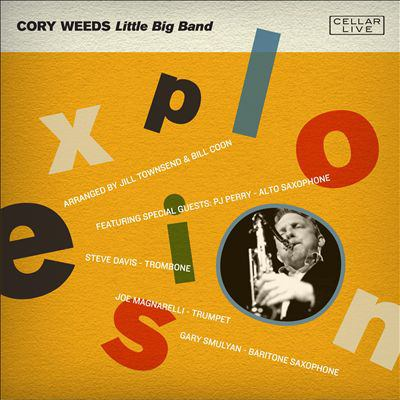 Cover image for Explosion : little big band