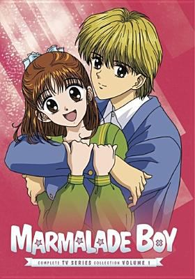 Cover image for Marmalade boy: complete tv series collection. Volume 1