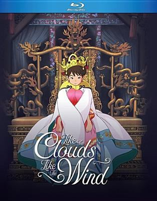 Cover image for Like the clouds like the wind