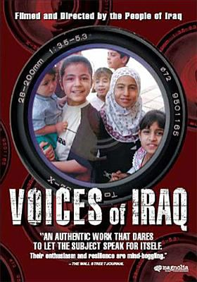 Cover image for Voices of Iraq