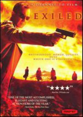 Cover image for Exiled