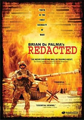 Cover image for Brian De Palma's Redacted