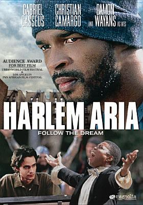 Cover image for Harlem aria