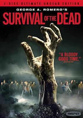 Cover image for Survival of the dead