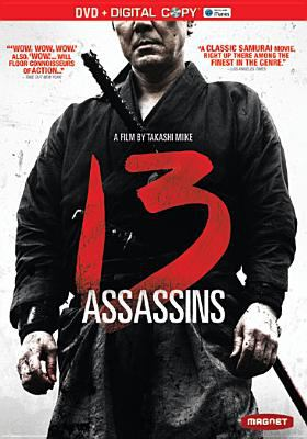 Cover image for 13 assassins