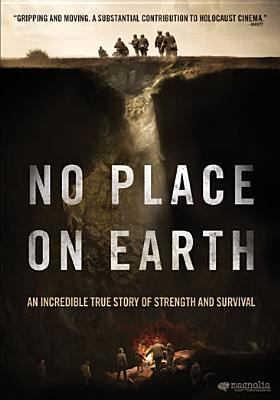 Cover image for No place on Earth