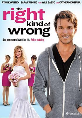 Cover image for The right kind of wrong