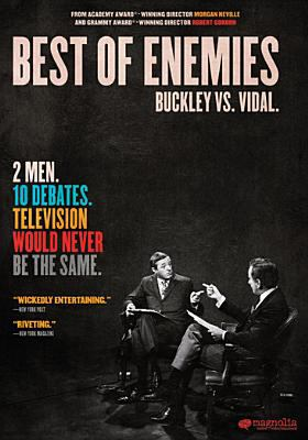 Cover image for Best of enemies