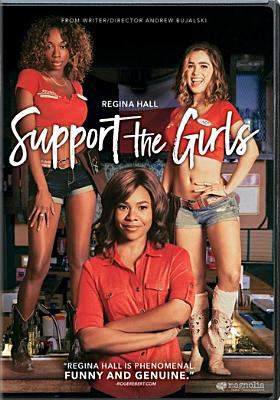 Cover image for Support the girls