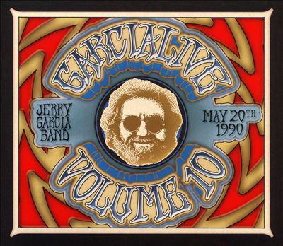 Cover image for Garcialive. Volume 10 : May 20th, 1990
