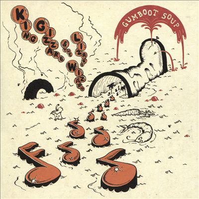 Cover image for Gumboot soup