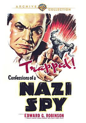 Cover image for Confessions of a Nazi spy