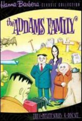 Cover image for The Addams family the complete series