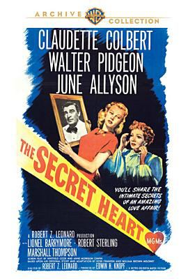 Cover image for The secret heart