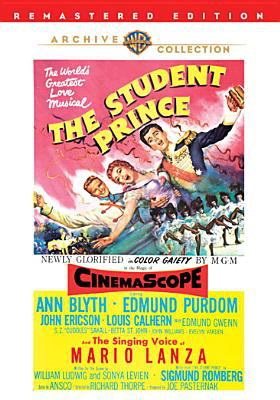 Cover image for The student prince
