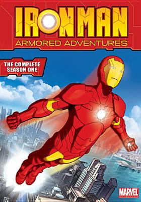 Cover image for Iron Man. The complete season one armored adventures