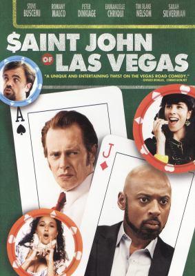 Cover image for Saint John of Las Vegas