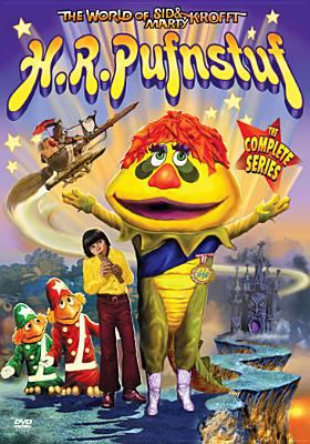 Cover image for H.R. Pufnstuf the complete series