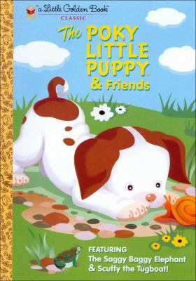 Cover image for The poky little puppy & friends