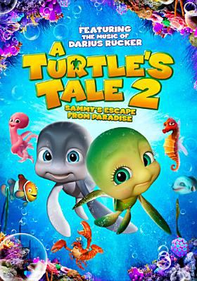 Cover image for A turtle's tale 2 Sammy's escape from paradise