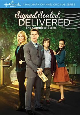 Cover image for Signed, sealed, delivered : the complete series