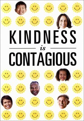Cover image for Kindness is contagious.