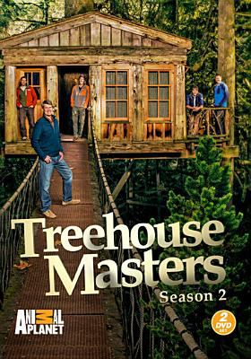 Cover image for Treehouse masters. Season 2