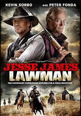 Cover image for Jesse James : lawman
